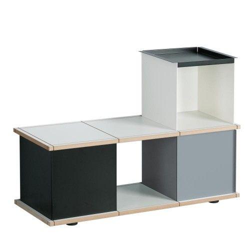 Yu Bench 3x1 Meuble D Entree K Slawinski Meuble Bas Mobilier De Salon Mobilier Design