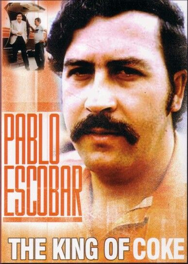 Pablo Escobar Book