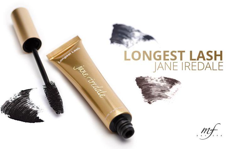 Βλεφαρίδες με όγκο από την Jane Iredale! Βλέμμα που μαγνητίζει και αυτό το καλοκαίρι! #janeiredale   #cosmetics   #mfdayspa   #lashes   #eyelashes   #longlashes   #algae