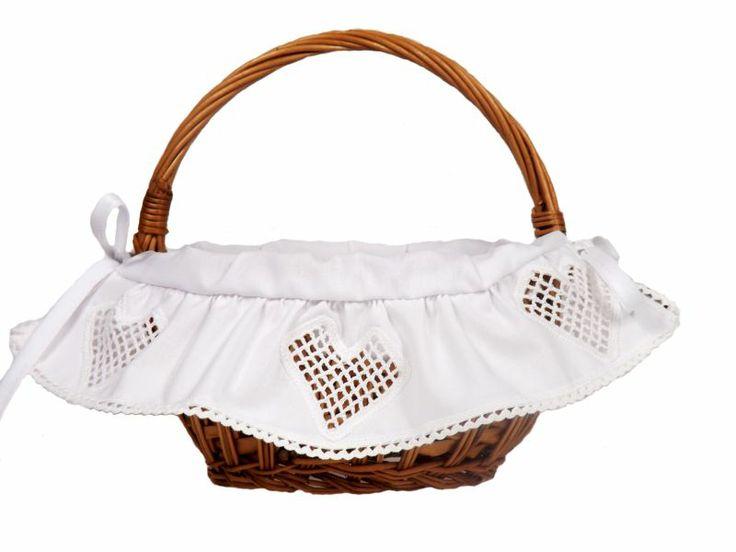 Koszyk Wielkanocny KONIAKOWSKI VALENTINA koronki