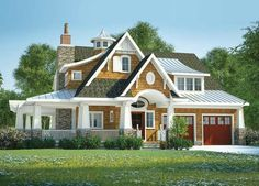 Award Winning Great Views Cottage | The Red Cottage Floor Plans, Home  Designs, Commercial