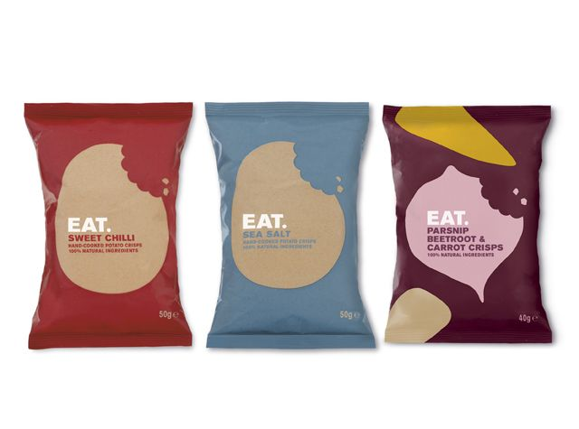 Eat. Design by Pearlfisher...