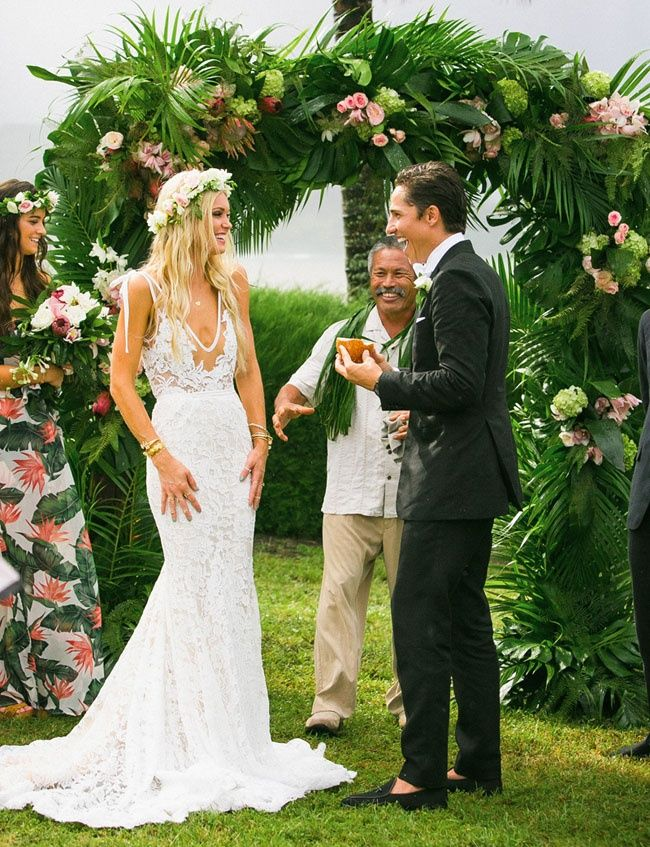 Casamento Tropical | Mariée: Inspiração para Noivas e Casamentos