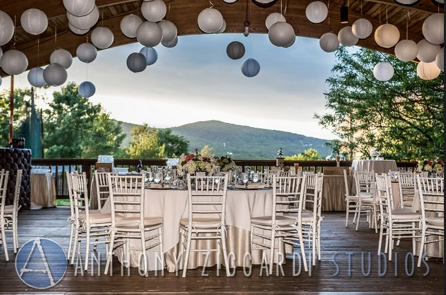 Pavilion Wedding Mountain View Minerals Weddings Pinterest And