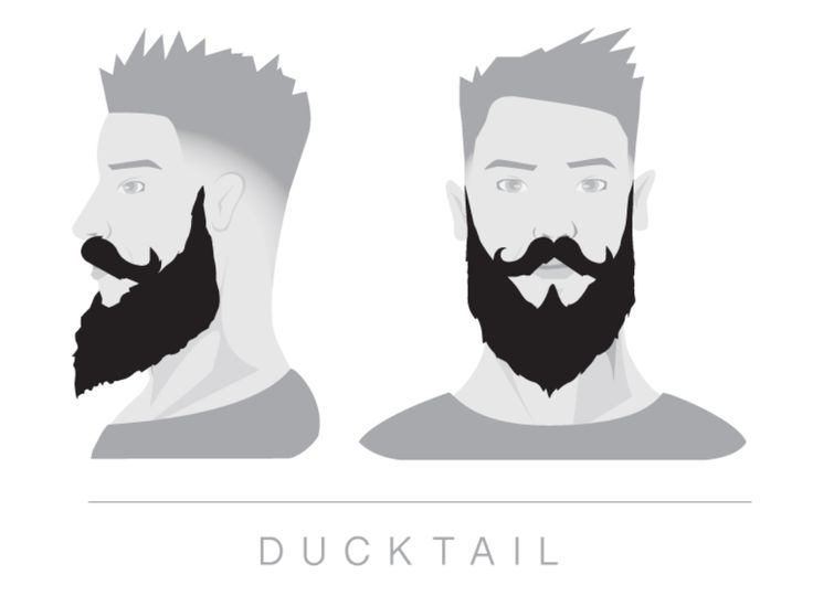 Celebrities such as Leonardo Da Vinci, Mel Gibson, and Chris Nunez have all rocked the ducktail look. Here's your guide to trying the look yourself.