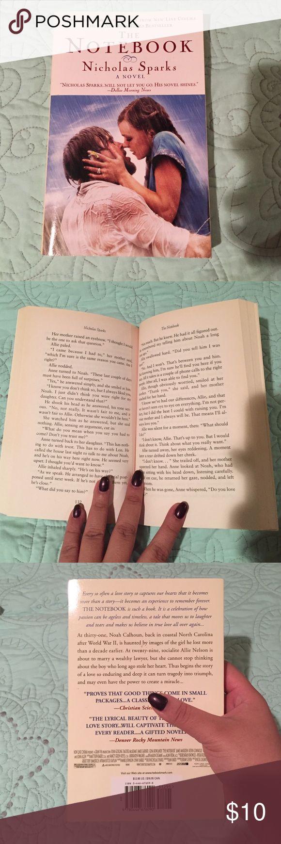 The Notebook Novel