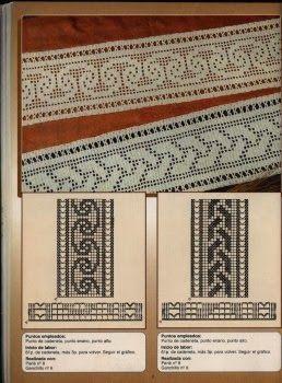 Crochet: binding edge