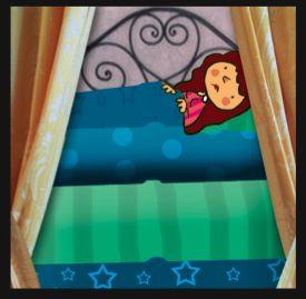 La principessa sul pisello by irene mazza
