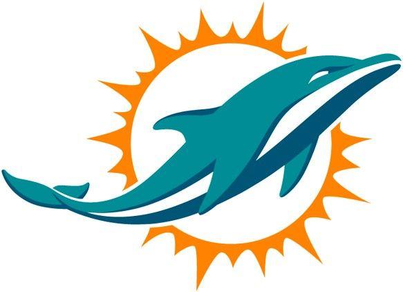 25 Miami Dolphins Logo