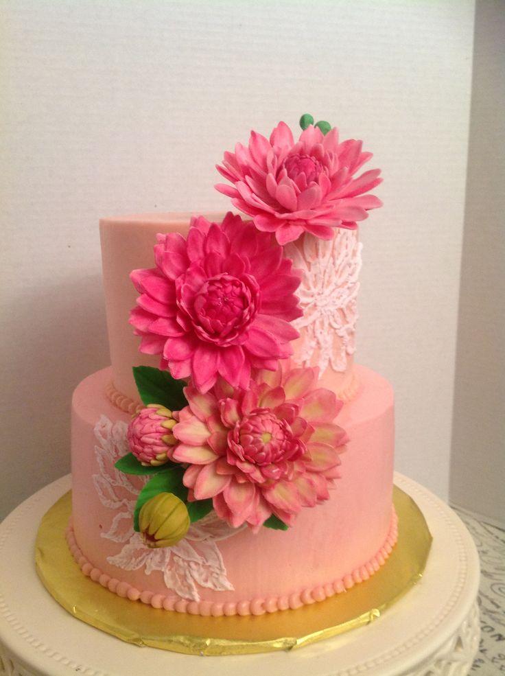 Dahlia's Cake