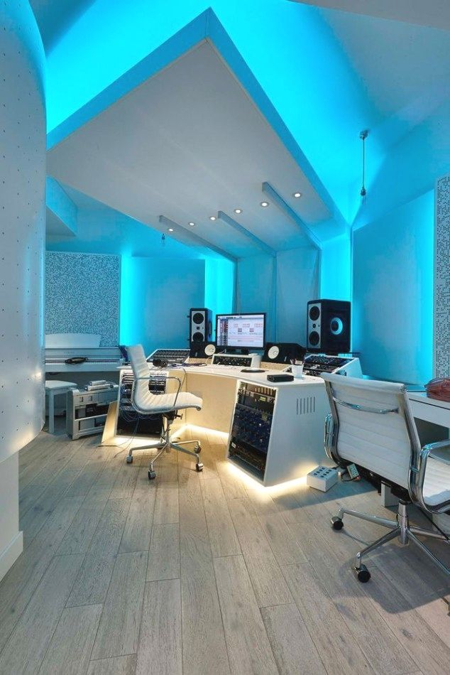 Want To Make Your Own Home Seem Like New Want To Improve The Charm And Selling Ability Of Your Home It R Home Studio Music Music Studio Room Game Room Design
