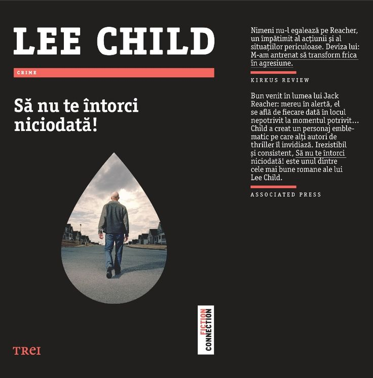 Să nu te întorci niciodată! de Lee Child