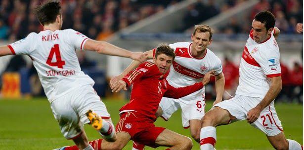 Prediksi Bayern Munchen vs Stuttgart 10 Mei 2014 - Prediksi Bola Skor Bayern Munchen vs Stuttgart 10 Mei 2014 - Prediksi Skor Akhir Bayern Munchen vs Stuttgart 10 Mei 2014 - Prediksi