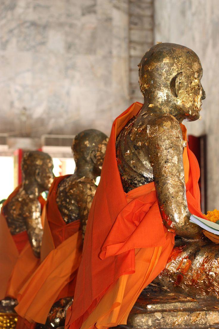 Thailand, Phuket, Wat Chalong Temple