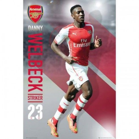 Arsenal F.C. Poster Welbeck 104