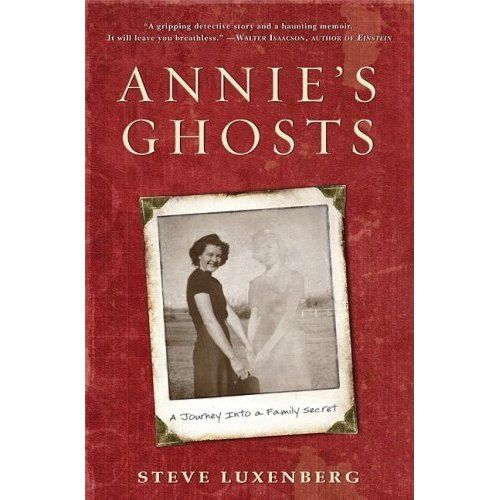46 best family history memoirs images on pinterest book show annies ghosts a journey into a family secret fandeluxe Document