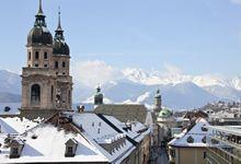 Innsbruck in Winter © Innsbruck Tourismus