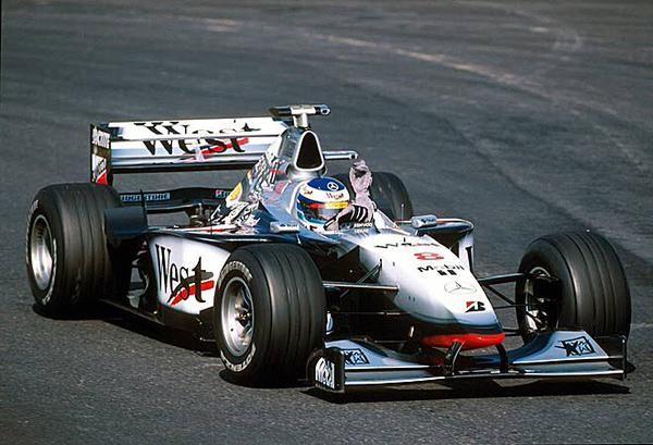 Mika Hakkinen West Mclaren Mercedes V10 Mp4 13 Mika