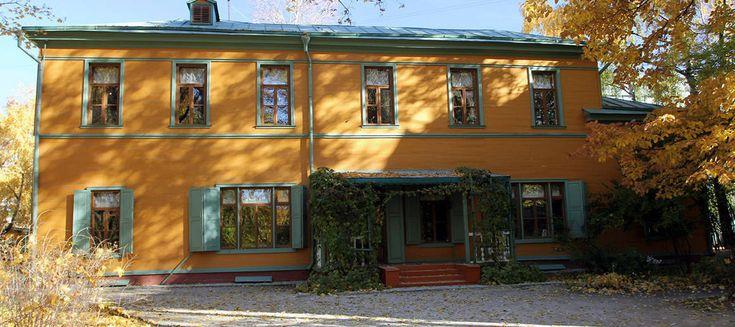 LEO TOLSTOY ESTATE MUSEUM IN KHAMOVNIKI #moscovery #moscow #leo #tolstoy #estate #museum #khamovniki