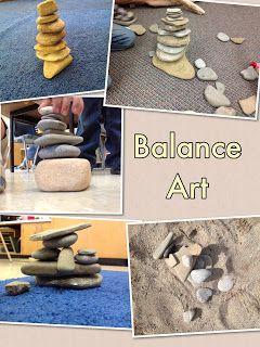 this kindergarten life: balance, pattern, rhythm and awe