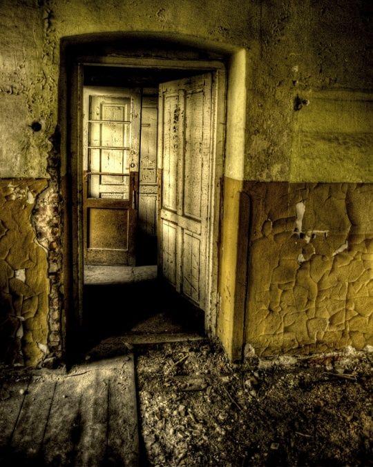 Door door door by Beezqp   Collection of Urban Decay Photography