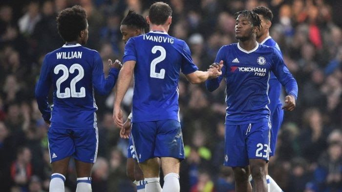 FA CUP RESULT: Chelsea 4-1 Peterborough United