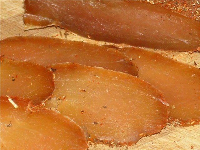 Карпаччо из куриных грудок : Закуски и бутерброды