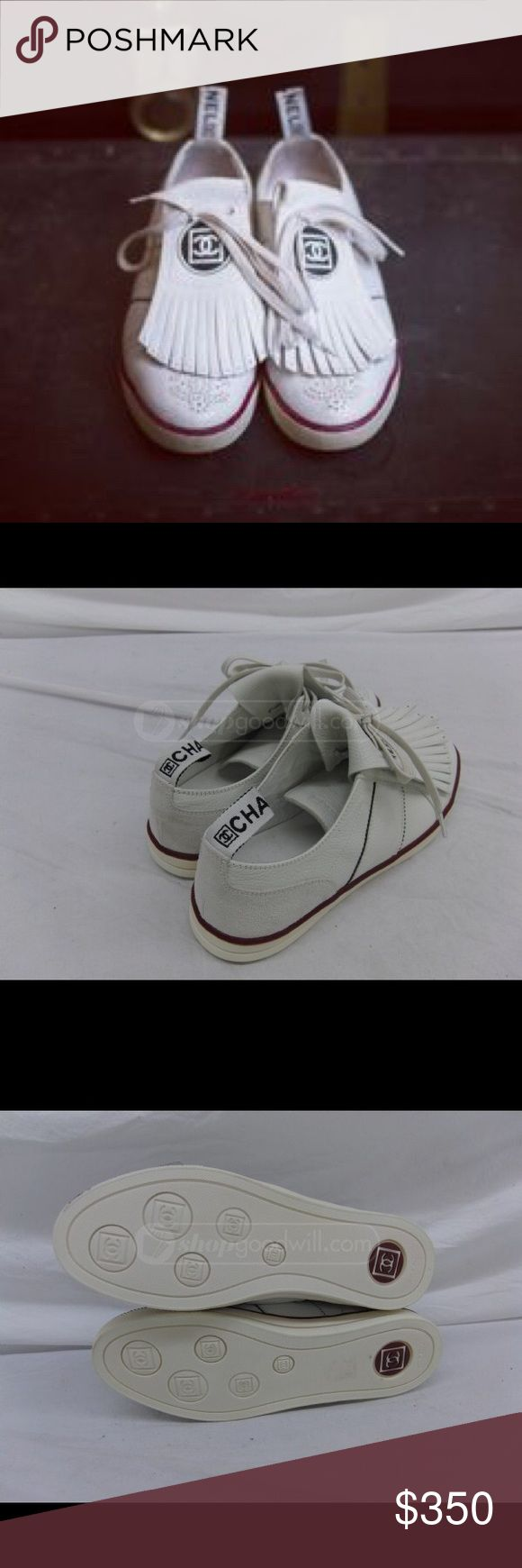 Chanel Sport Shoe Authentic, Gently Used Chanel Shoe CHANEL Shoes Sneakers