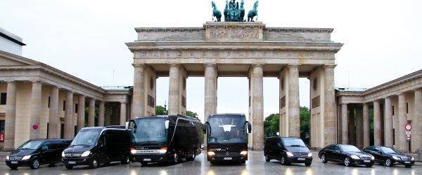 Limousinen mieten Berlin/Transfer Service/Schuttle Service Berlin - and much more
