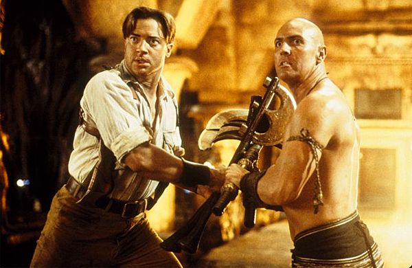 The Mummy getting a reboot?