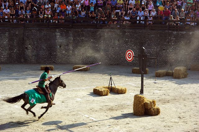 Tuscany With Kids: Arezzo | Italy Galore: http://www.italygalore.com/tuscany-with-kids-arezzo/