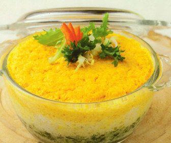 Рецепт Овощной мусс из сельдерея, цукини и моркови в пароварке.