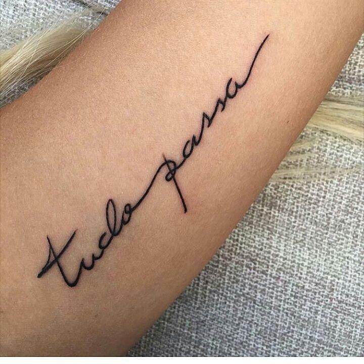 Foto Tatuagem Feminina 30