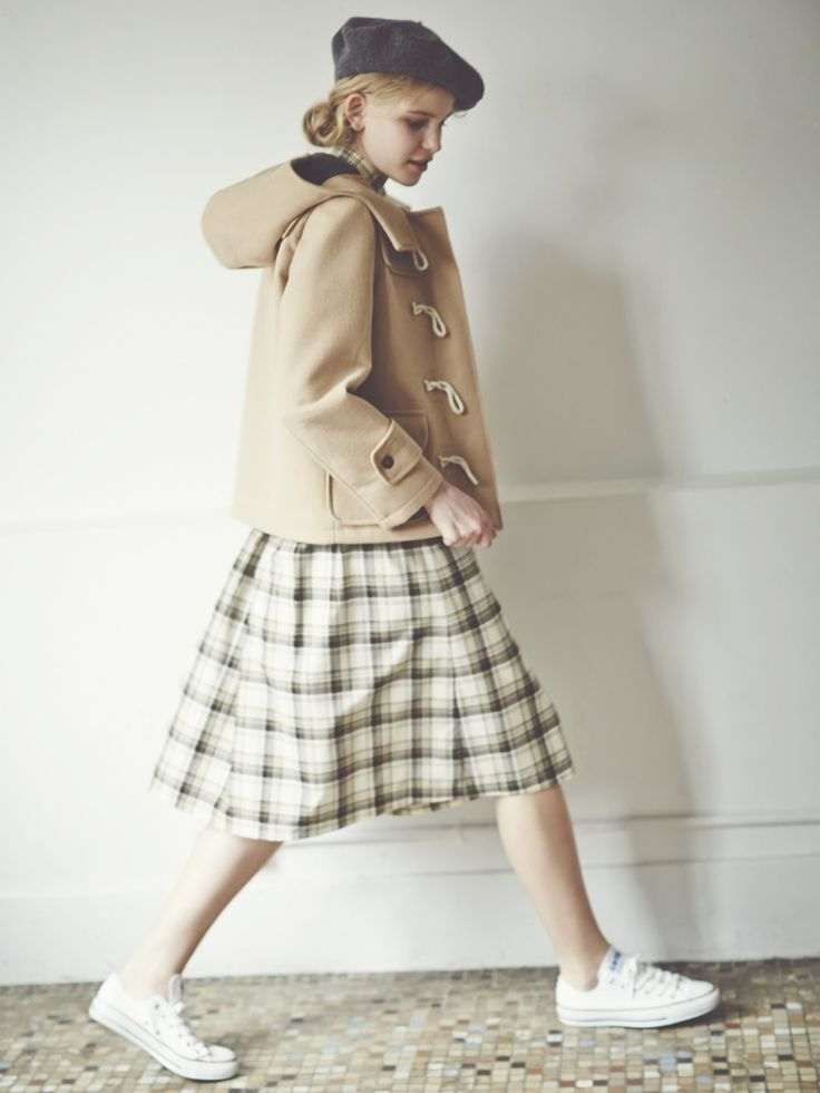 Short Duffle Coat