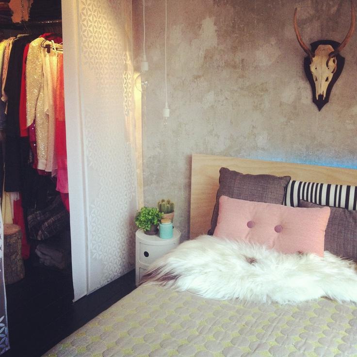 My Bedroom & walking closet- by Tanja Elisabeth
