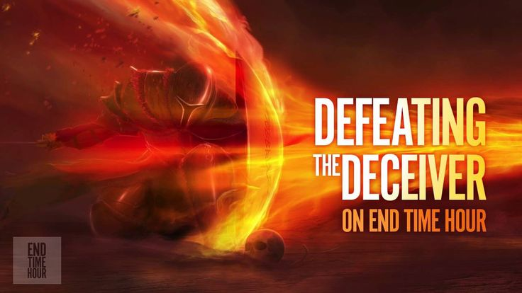 Disarming Satan The Deceiver of The Nations