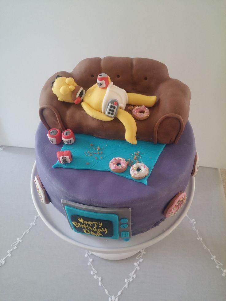 Dad cake