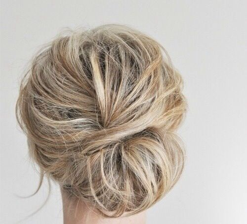 beauty hairstyle for wedding or party