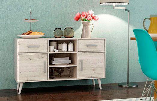 Tom Mobel - Muebles auxiliares, imprescindibles en la decoración del salón