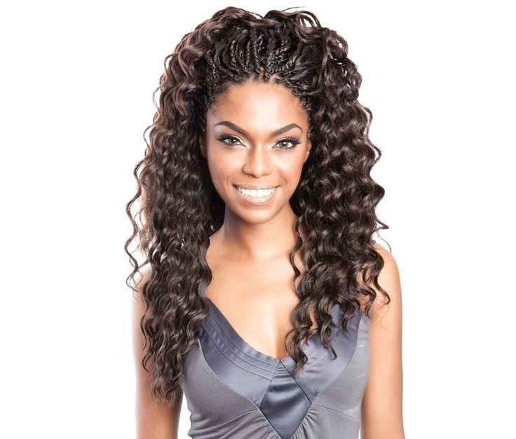Isis Collection Caribbean Aruba Soft Deep Bulk Hair