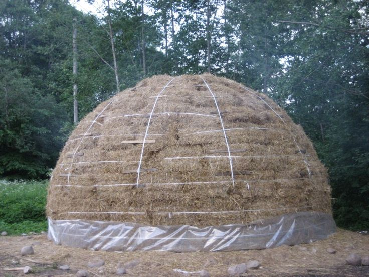 Loans To Build Straw Bale House