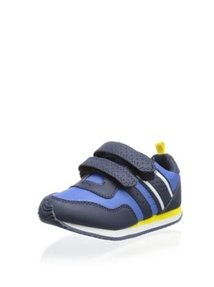 56% OFF Carter's Ace2 Sneaker (Toddler/Little Kid) (Navy/Blue/Yellow)