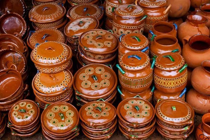 mexican pottery - Google Search