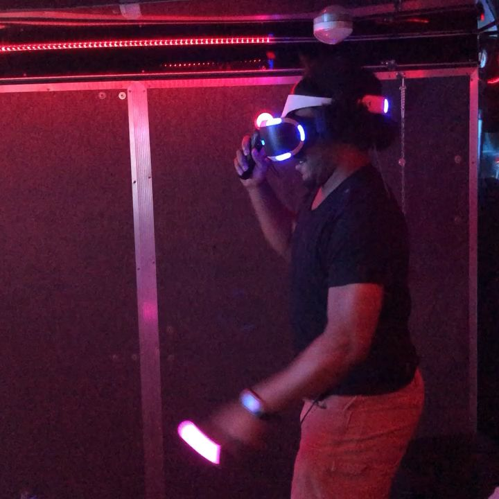 Have you played Beat saber before? This is the 3rd played