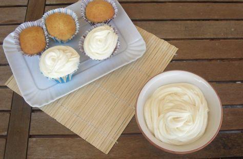 Il frosting è la glassa che ricopre i cupcakes,oggi vi mostro come farlo a casa semplicemente ottenendo un risultato perfetto..