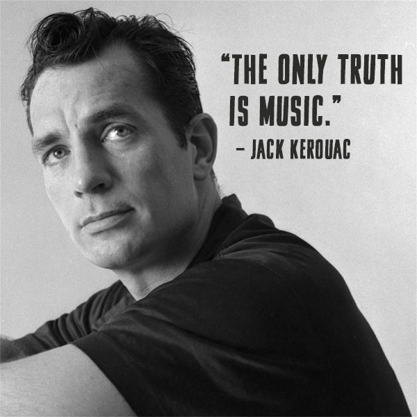 Jack Kerouac (1922 - 1969) His first novel, The Town and the City, was published in 1950. On the Road, although written in 1951 (in a few hectic days on a scroll of newsprint), was not published until 1957 - it made him one of the most controversial and best known writers of his time