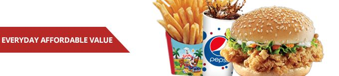 KFC Karachi | Order Menu & Deals Online