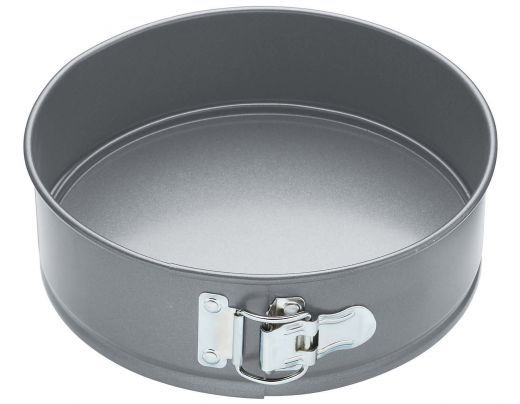 Kitchen Craft Non-Stick Spring Form Cake Pan with Loose Base