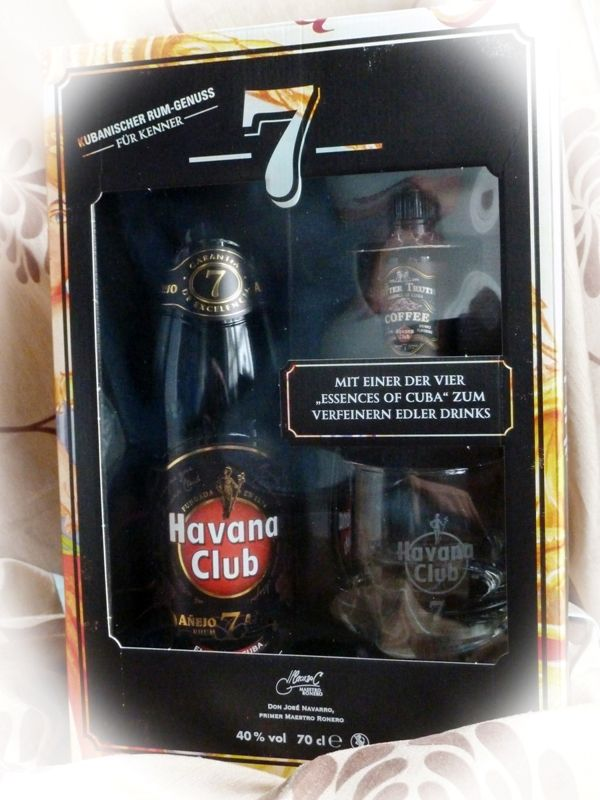 geschenkset und geschenkidee zu weihnachten mit havana club rum the art of manliness. Black Bedroom Furniture Sets. Home Design Ideas