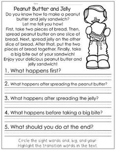 reading comprehension for little learners may edition classroom ideas reading comprehension. Black Bedroom Furniture Sets. Home Design Ideas